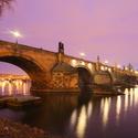 Příběh ranního Karlova mostu