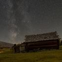 Hvězdy nad Alpe di Siusi