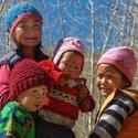 Děti z vesnice Anmu - Zanskar