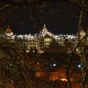 Hotel Imperial svítící i spící