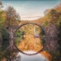 Rakotzbrücke Devil's Bridge III