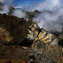 Hora, z níž se mraky rodí