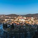 Město a hrad Loket