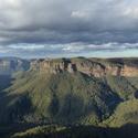 Modré hory - Evans lookout