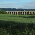 U Jezernického viaduktu...