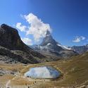 Matterhorn a Rifflsee