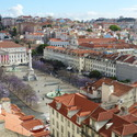 Rossio - Lisabon