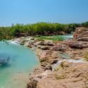 Vodopády Darbat waterfall