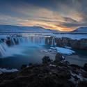 Ledový Godafoss