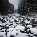 Zimní řeka