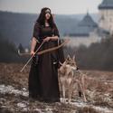 Karlštejnská lovkyně