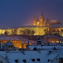 Trochu zimní Praha