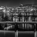 mosty přes Vltavu