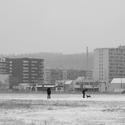 Zima v Karlíně