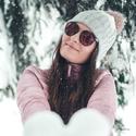Miluje zimu...