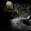 podzemí zříceniny Kumburk