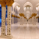 Sheikh Zayed Grand Mosque - AbuDhabi