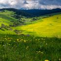 V dolinach