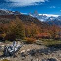 Podzimní  Mount Fitz Roy