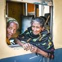 Babky ve vlaku
