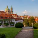 Praha - Vrtbovská zaharada