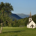 Kostelík ve Slovinsku