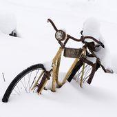 Trochu sněhu :-)