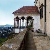 Vyhlídková loggieta náchodského zámku