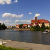Wroclaw... most Tumski
