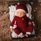Letošní Vánoční chlapeček