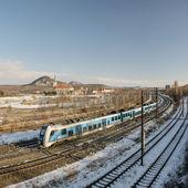 Vlak u Mostu