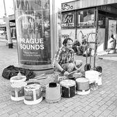 Bubeník na Vltavské