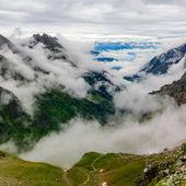 Stubaiské údolí Pinnistal