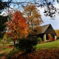 podzim v Závrchách