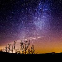 Milky Way nad Kosířem