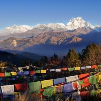 Himalájské svítání