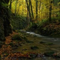 Podzim na Satině