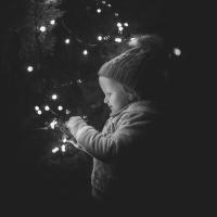Vánoční světýlky