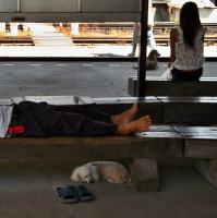 Na nádraží I - Relax