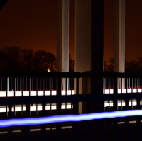 most přes řeku... Moravu