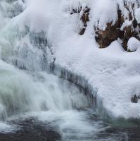 Bílé Labe - Velký vodopád