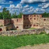 Hradby hradu Boskovice
