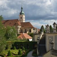 Střípek z Prahy III. - Vrtbovská zahrada
