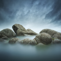 The rocks of Seapoint