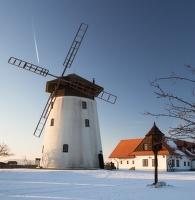 Bukovanský mlýn s rozhlednou