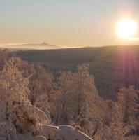 Zimní pohádka z Jizerských hor