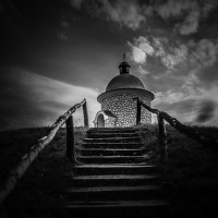 Kaplička na Hradišťku-Velké Bílovice