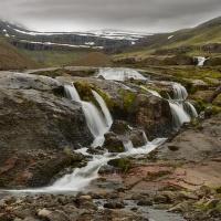 obrázky z islandské přírody 40 aneb ... všude samá voda