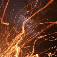 Malování ohně