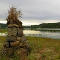 U rybníka Hnačov